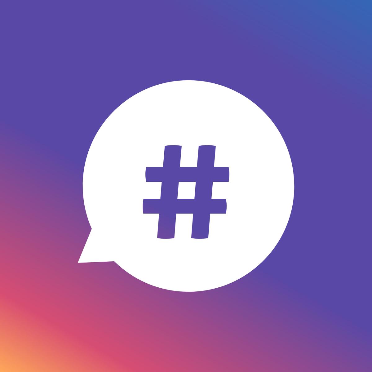 Use of hashtags in Social Media: Instagram vs. Facebook