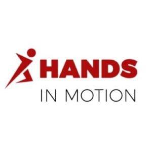 Hands in Motion logo