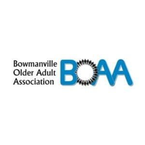 Bowmanville Older Adults Logo