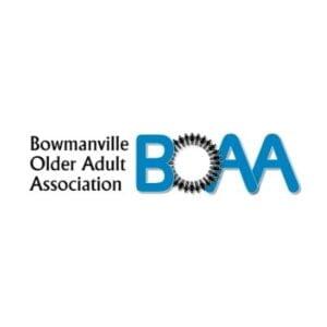 Bowmanville Older Adults Logo